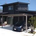 完成! 飯塚市 セルロース断熱材を使った省エネで快適な家