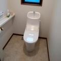 介護施設のトイレを新しく